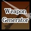 Weapon Generator